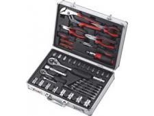 Caixa de ferramentas JJTOOLS - 58 PEÇAS