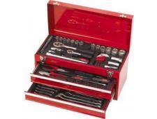 Caixa de ferramentas JJTOOLS - 90 PEÇAS